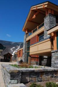 Champlain Stone ski lodge